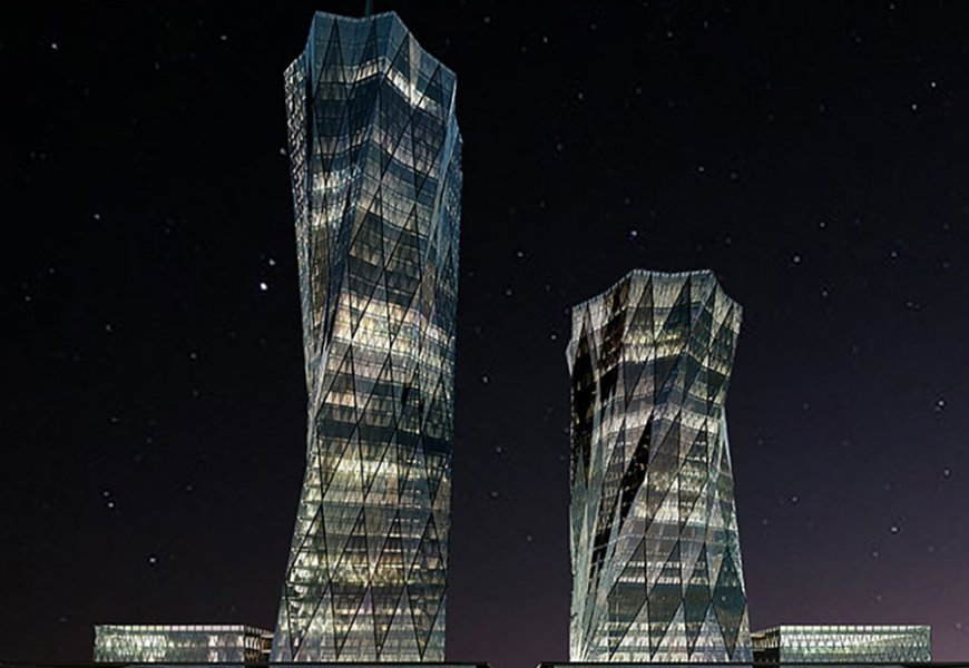 New Technologies in Steel Buildings