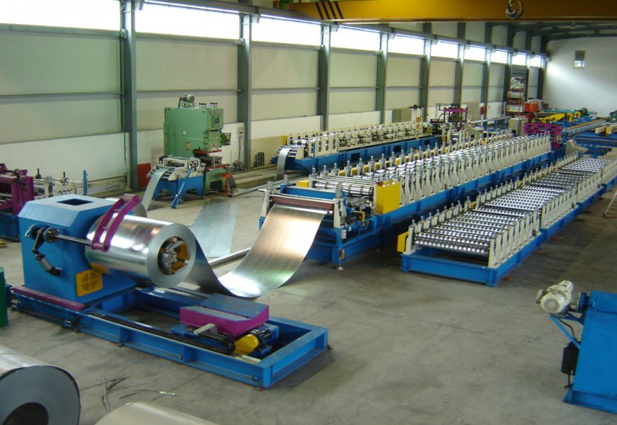 Steel Construction Factory Constructions