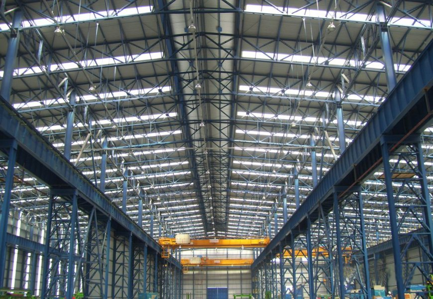 Istanbul Steel Construction Firms