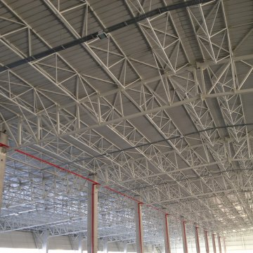 Roof Panels with Polyurethane Insulation