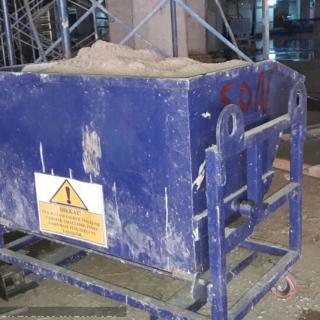 Material Handling Boilers