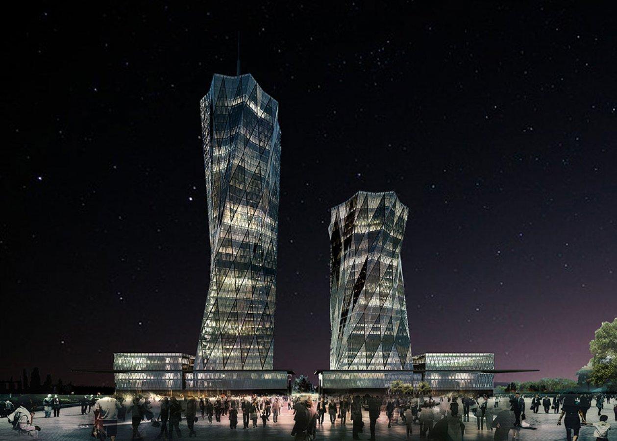 Vakıf Gyo Finans Merkezi Projesi