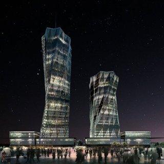 Vakıf GYO İstanbul Financial Center Project